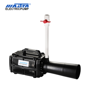 MPQ Fish Aeration Water Push Pump Pump Truck Prix